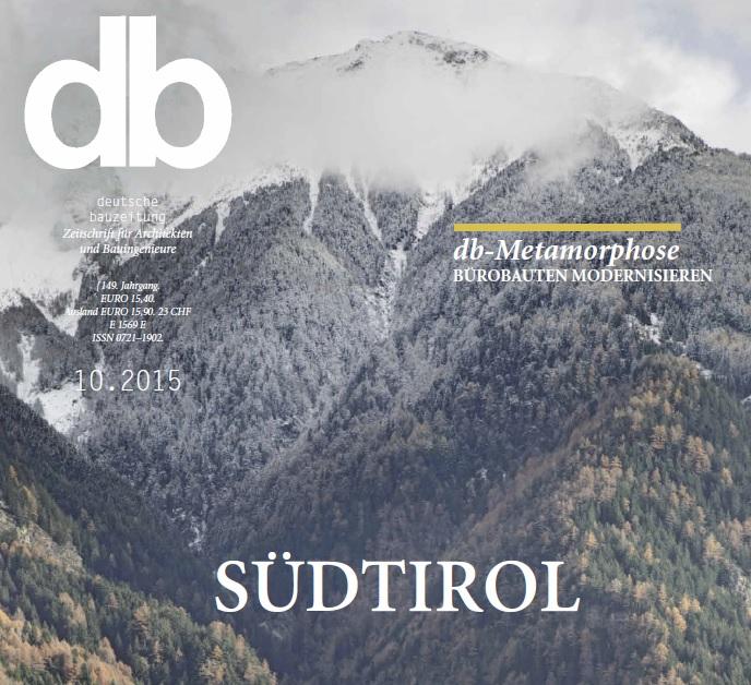 Bauen in Südtirol