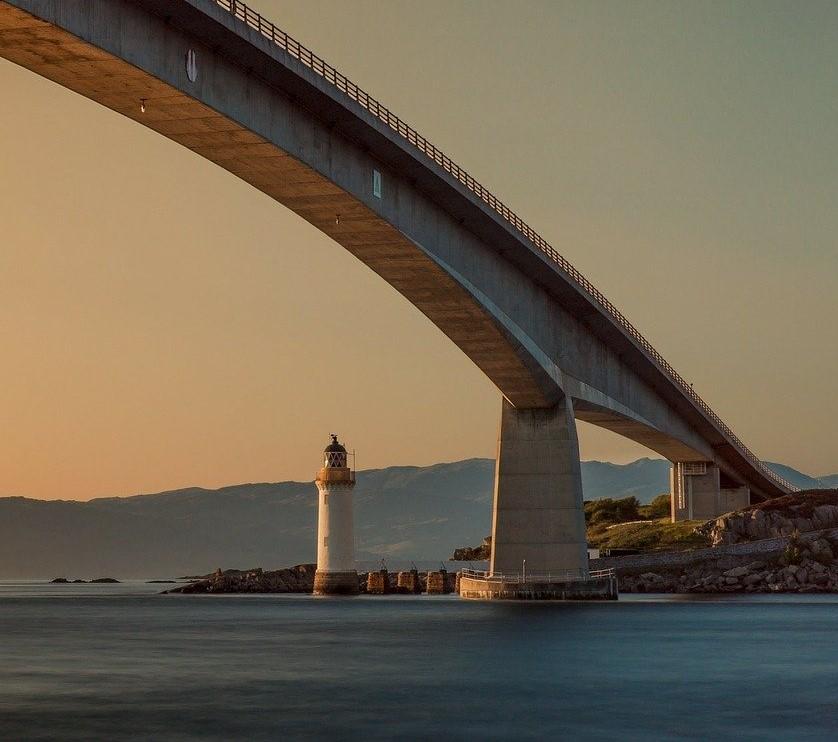 Brückenbau Bauingenieur ingegnere civile Michael Demanega