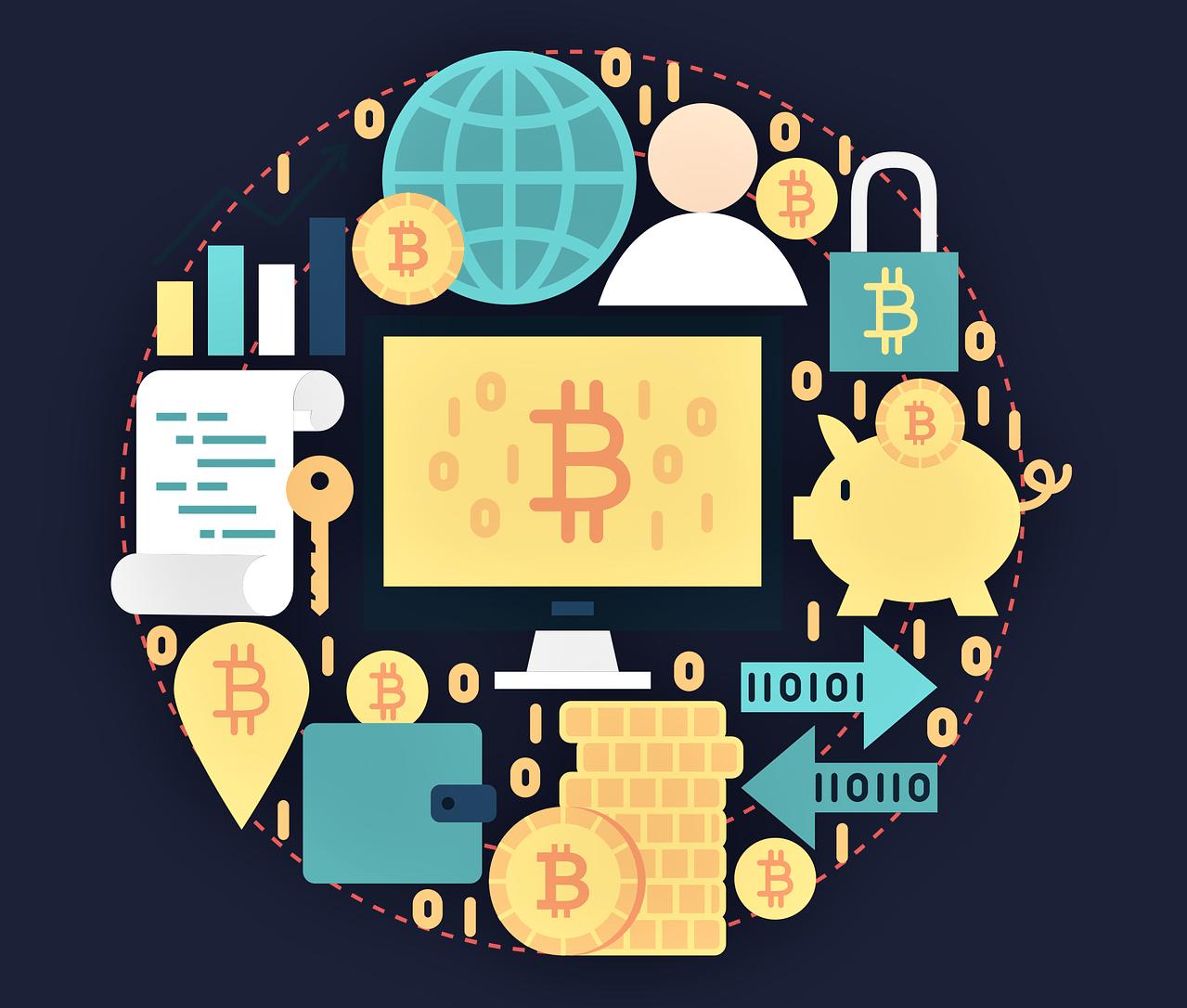 Blockchain Bitcoin Smart contract Infrastruktur Cardano Michael Demanega Innovation Bauingenieur